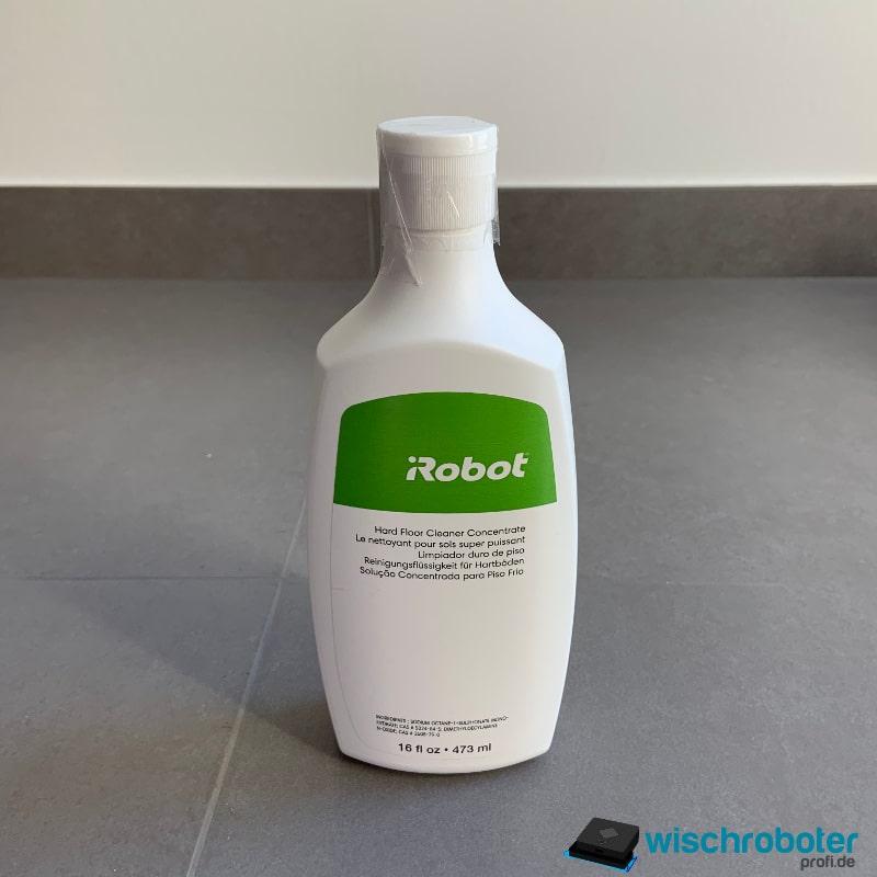 Wischroboter Reinigungsmittel