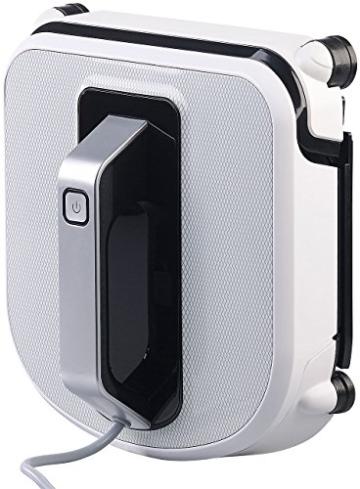 Sichler Haushaltsgeräte Fensterroboter: Profi-Fensterputz-Roboter mit Vibrationsreinigung und Fernbedienung (Fenstersaugroboter) - 4
