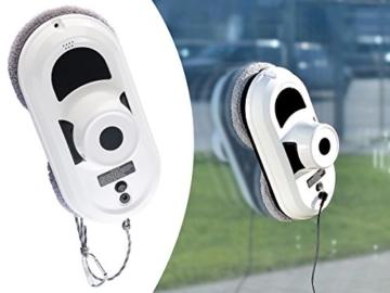 Sichler Haushaltsgeräte Haushaltshelfer: Intelligenter Fensterputz-Roboter PR-030 V2 (Fenster Robot) - 2