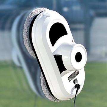 Sichler Haushaltsgeräte Haushaltshelfer: Intelligenter Fensterputz-Roboter PR-030 V2 (Fenster Robot) - 3