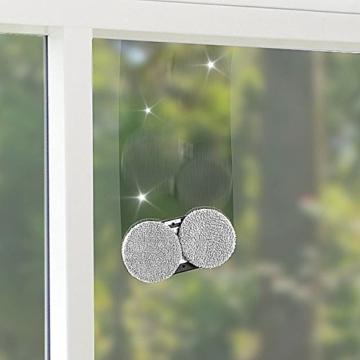 Sichler Haushaltsgeräte Haushaltshelfer: Intelligenter Fensterputz-Roboter PR-030 V2 (Fenster Robot) - 8