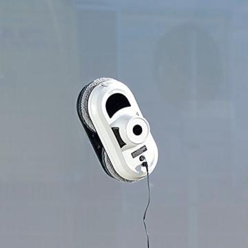 Sichler Haushaltsgeräte Haushaltshelfer: Intelligenter Fensterputz-Roboter PR-030 V2 (Fenster Robot) - 9