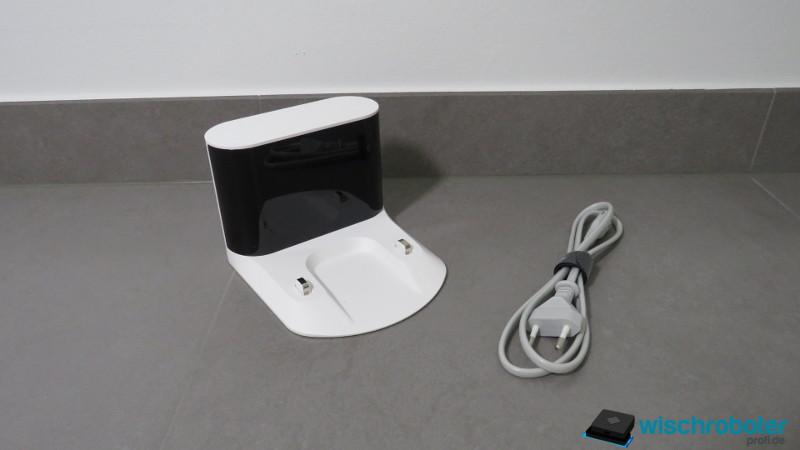 Roborock S5 aufladen