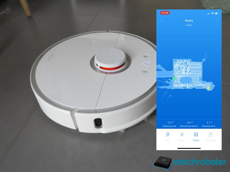 Xiaomi Home App Roborock S5