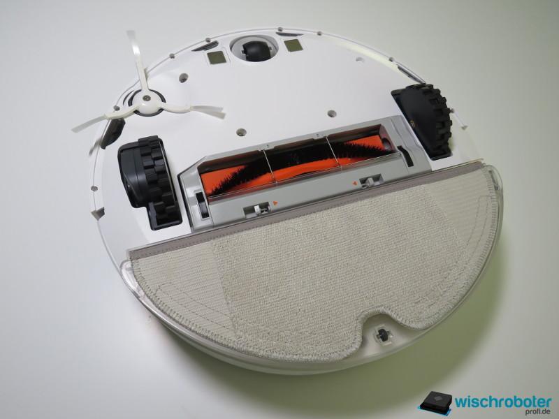 Roborock S5 Wischfunktion